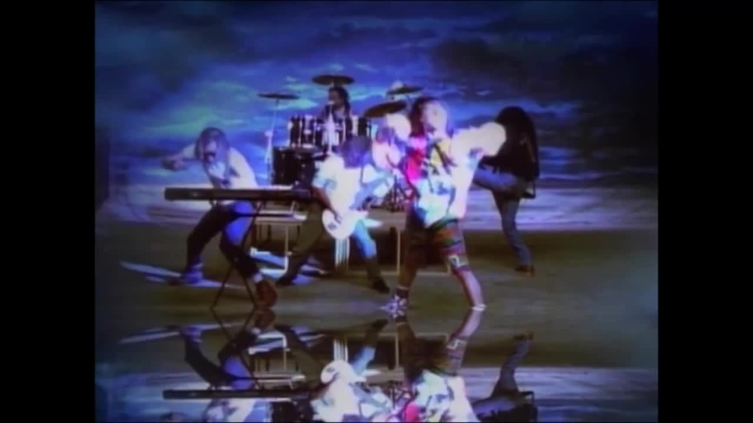 Faith No More Epic Music video