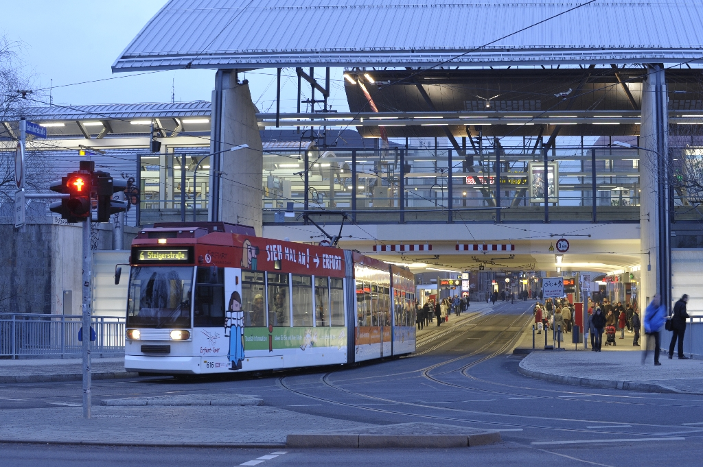 Erfurt Stadtbahn