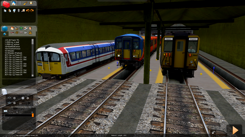 train simulator game SEPTA Broad Street Line